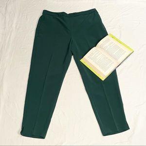 Addition elle Green dress pants